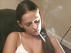 Smoking free videos - young and fucking